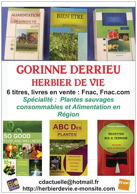HERBIER DE VIE 6 TITRES FNAC FNAC.COM PLANTES ALIM