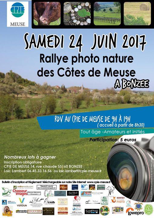 HERBIER DE VIE PARTENAIRE CPIE MEUSE RALLYE PHOTO NATURE 2017